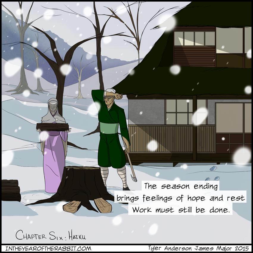 Chapter Six: Haiku