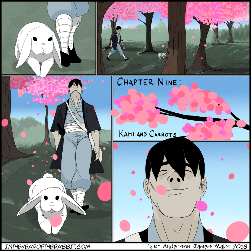 Chapter Nine: Kami and Carrots