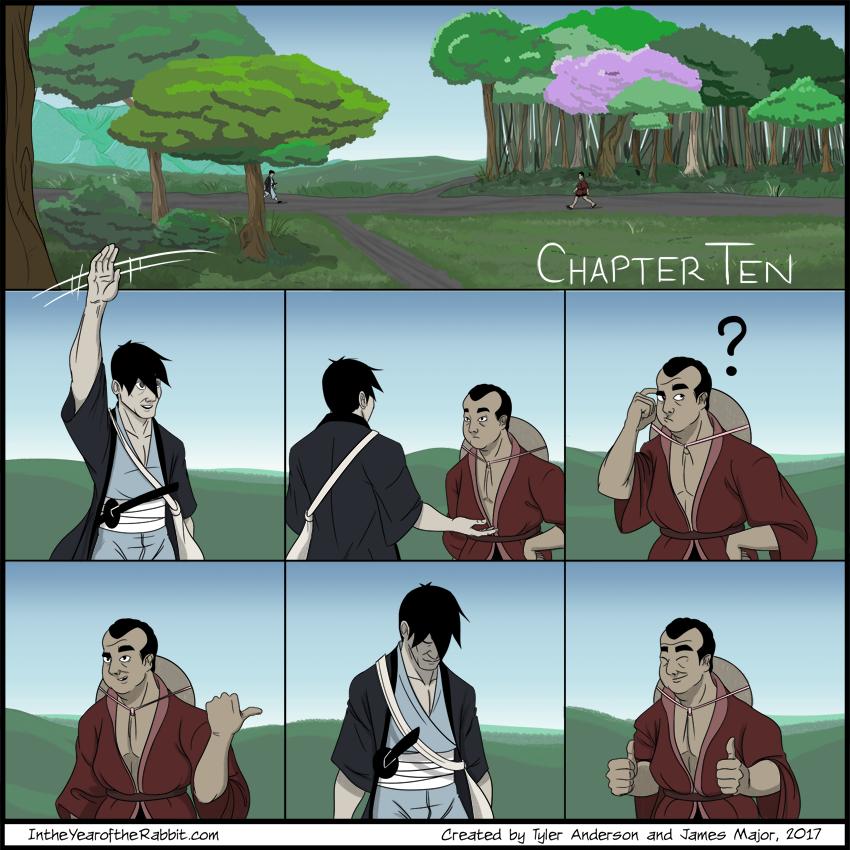 Chapter Ten: